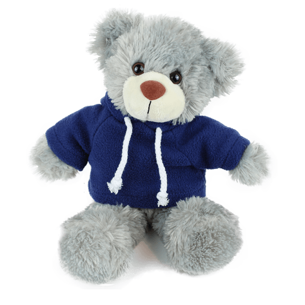 Stanley Blue Hoodie Copy Custom Branded Bear