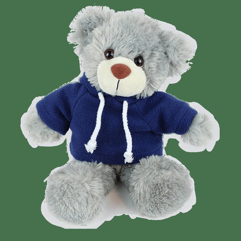 Stanley Blue Hoodie Copy Custom Branded Bear