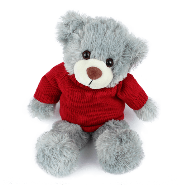 Stanley Red Jumper Copy Custom Branded Bear