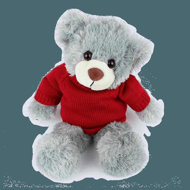 Stanley Red Jumper Copy Custom Branded Bear